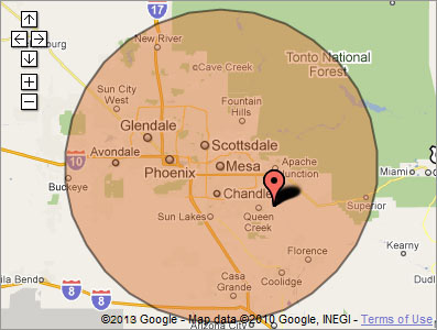 Queen Creek Virus Removal Service remote or onsite Virus Removal Service Area